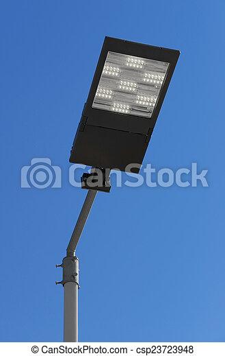 LED streetlight - csp23723948