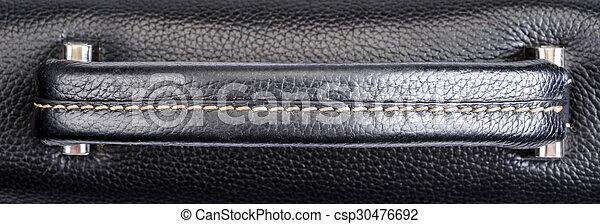 leder, textuur - csp30476692