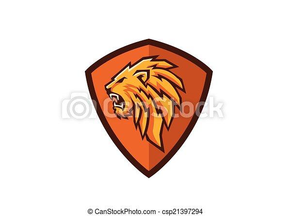 leeuw, kam - csp21397294