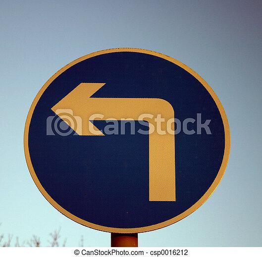 left turn - csp0016212