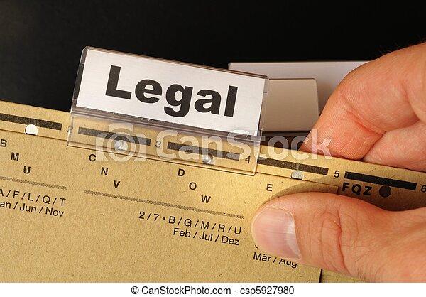 legal - csp5927980