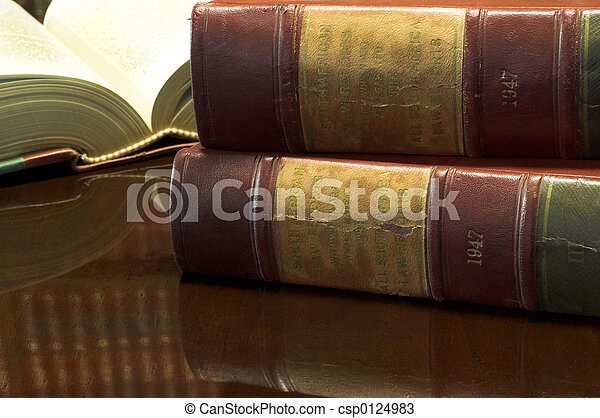 Legal books #26 - csp0124983