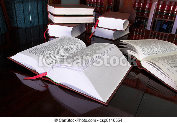 Legal books #7 - csp0116554