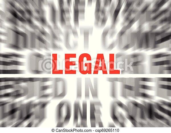 Legal - csp69265110