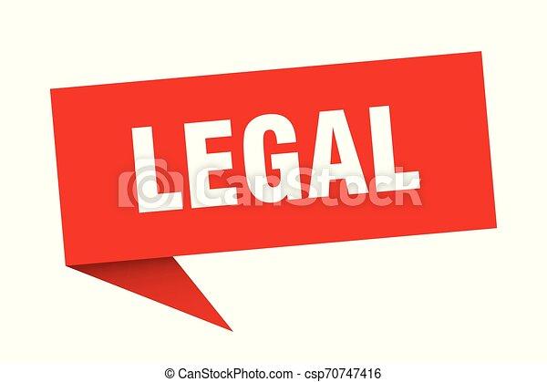 Legal - csp70747416