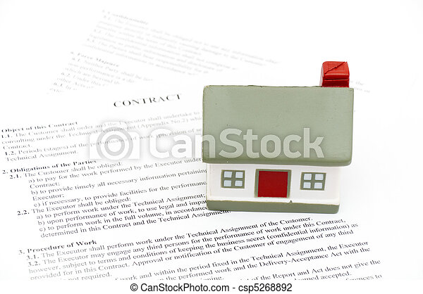 Legal Document For Sale Of Real Estate Property In Europe - Real estate legal documents
