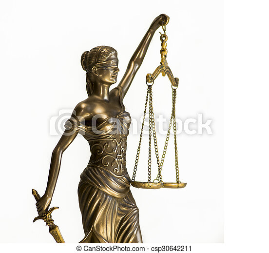Legal Law concept Image - csp30642211