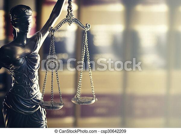 Legal Law concept Image - csp30642209