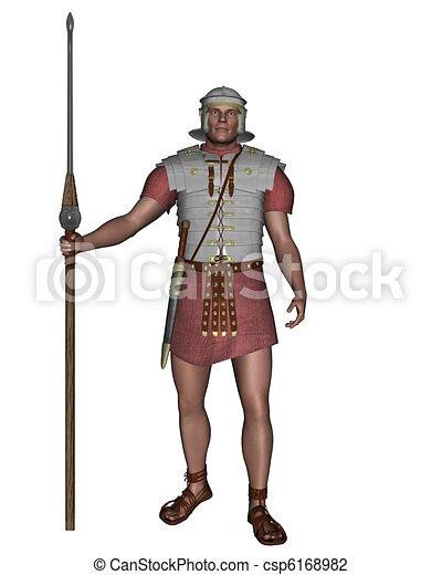 legionary imp 233 rial soldat porter segmentata