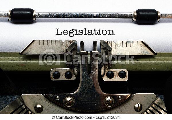 Legislation - csp15242034