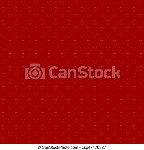 Lego block seamless vector illustration in red color lego block seamless vector illustration stopboris Gallery