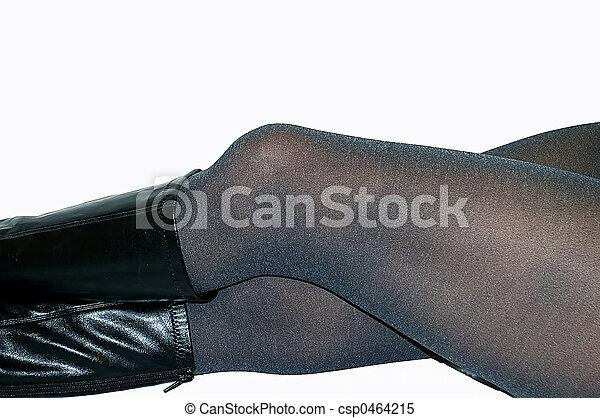 Legs in Grey - csp0464215