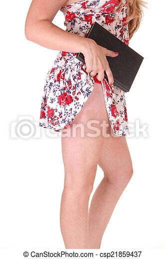 Women with pretty legs