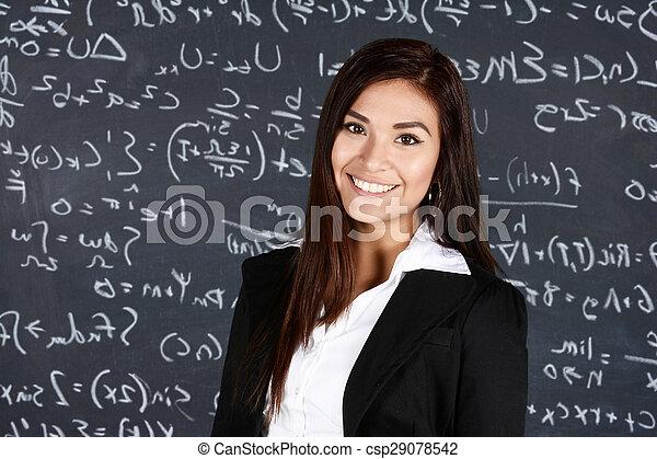 Lehrer - csp29078542