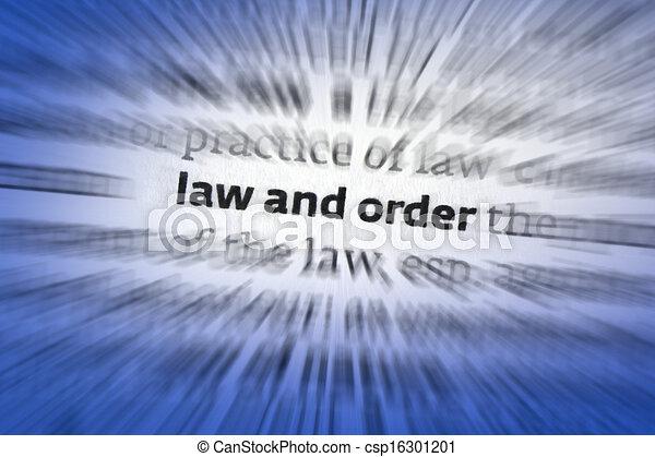 lei, ordem - csp16301201