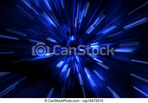 Schneller als die Lichtgeschwindigkeit - csp16672010