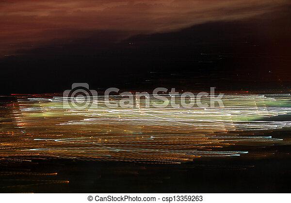 leichte geschwindigkeit - csp13359263
