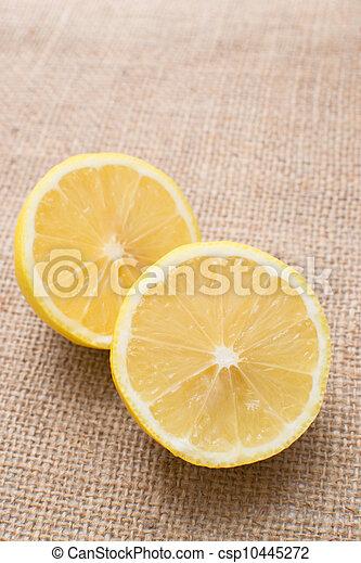 Lemon fruit - csp10445272