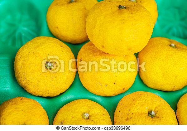 Lemon fruit - csp33696496