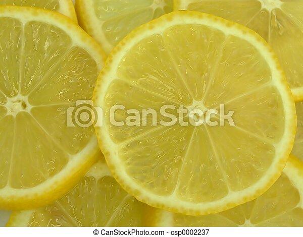 Lemon Slices - csp0002237