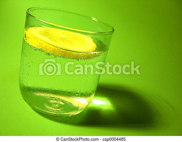 Lemon Water 2 - csp0004485