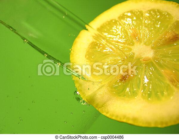 Lemon Water 3 - csp0004486