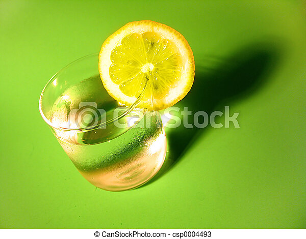 Lemon Water 4 - csp0004493