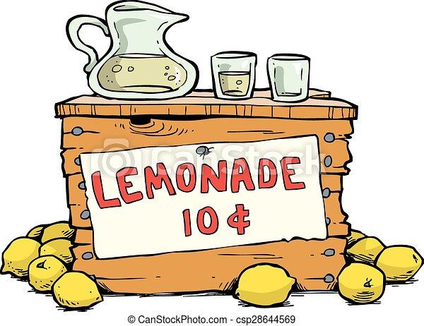 Lemonade - csp28644569