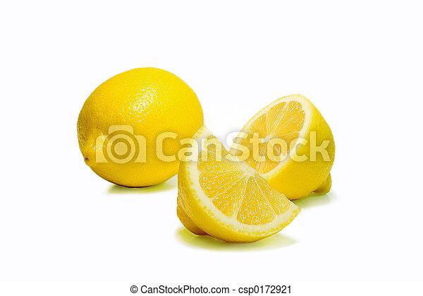 Lemons - csp0172921
