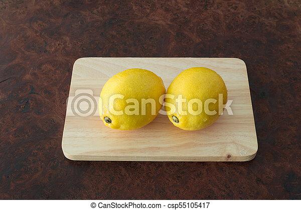 Lemons - csp55105417
