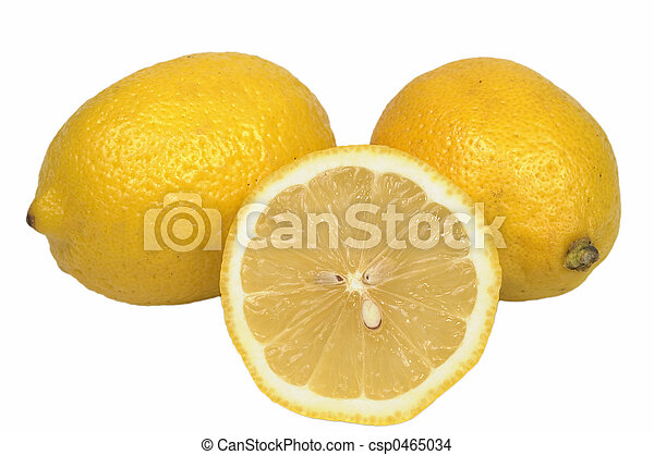 Lemons - csp0465034