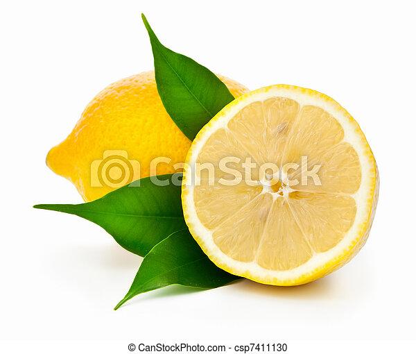 Lemons - csp7411130