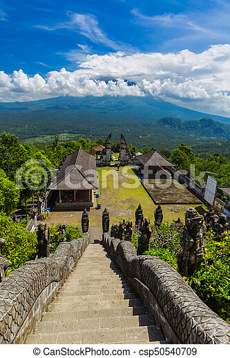 Lempuyang Temple Bali Island Indonesia Travel And Architecture