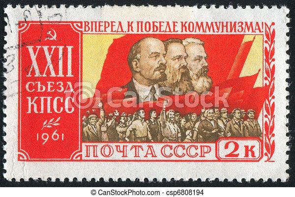 Lenin - csp6808194