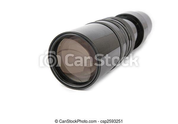 lente, foto - csp2593251