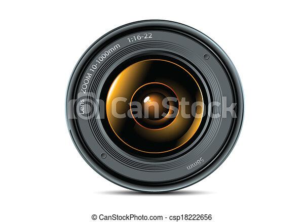lentille, photo - csp18222656