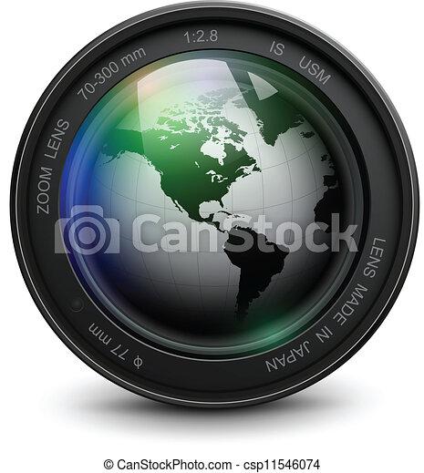 lentille, photo - csp11546074