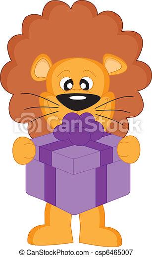 leone, gift. - csp6465007