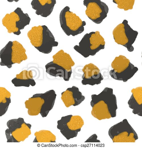 leopard print pattern vector illustration search clipart drawings rh canstockphoto com leopard print clipart free leopard print black and white clipart