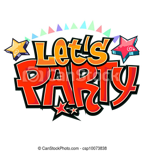 let s party graffiti vector vectors search clip art illustration rh canstockphoto com vector graffiti maker vector graffiti art