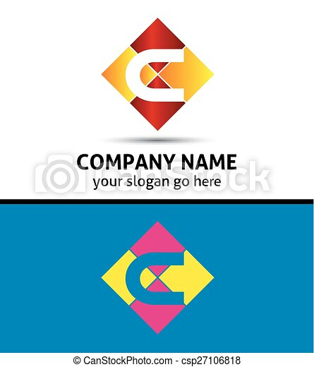 Letter c logo design sample vector clip art search illustration letter c logo design sample csp27106818 spiritdancerdesigns Gallery