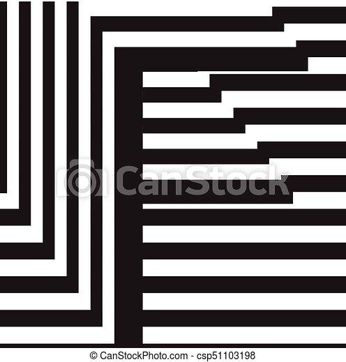 Black and white letter f design template vector illustration letter f design template csp51103198 maxwellsz