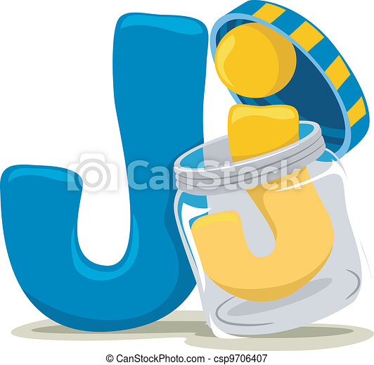 illustration featuring the letter j rh canstockphoto com fancy letter j clipart letter j objects clipart