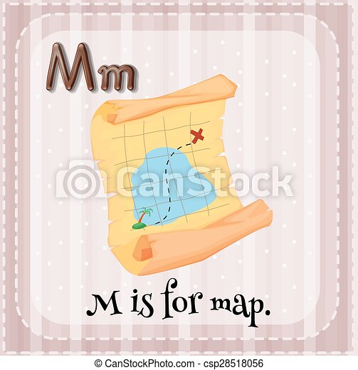 Letter M - csp28518056