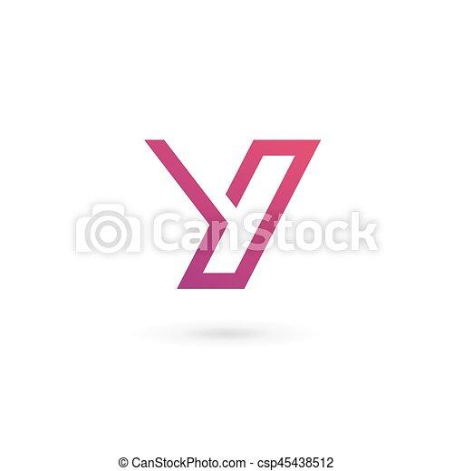 Letter y logo icon design template elements letter y logo icon design template elements csp45438512 maxwellsz