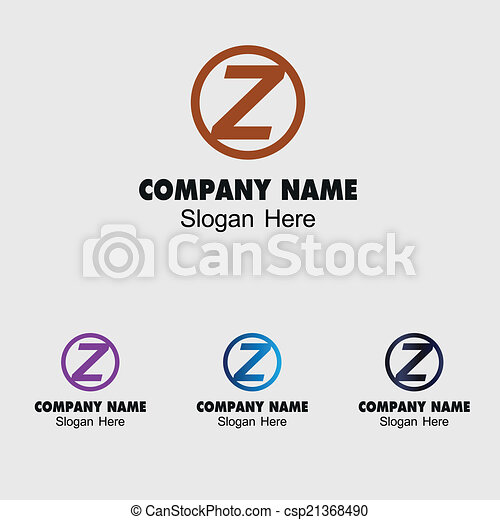Letter Z Logo Design Template   Csp21368490