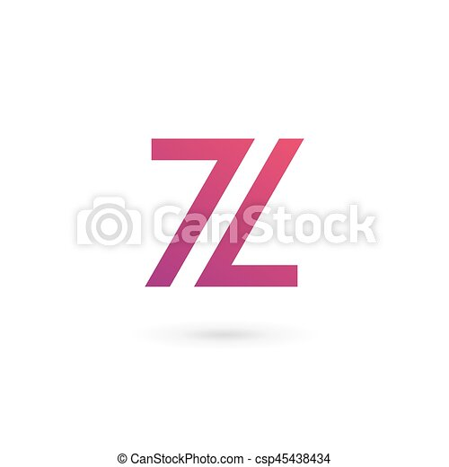 Letter Z Logo Icon Design Template Elements   Csp45438434