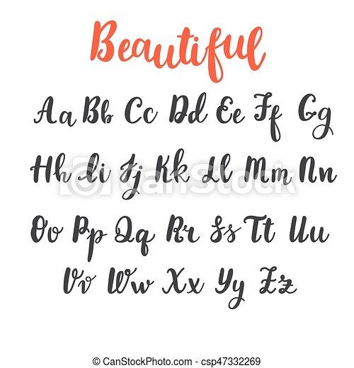 Top Lettrage, dessiner, alphabet., letters., majuscule, clip art  XY59