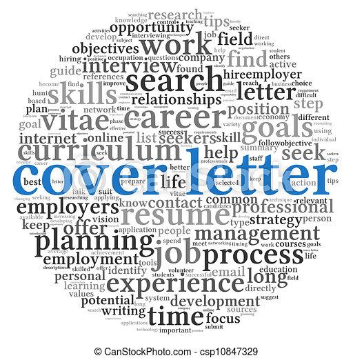 lettre, couverture, concept - csp10847329