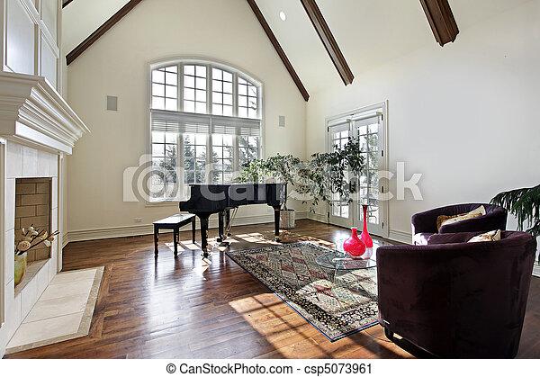 Levend plafond hout kamer balken levend plafond kamer